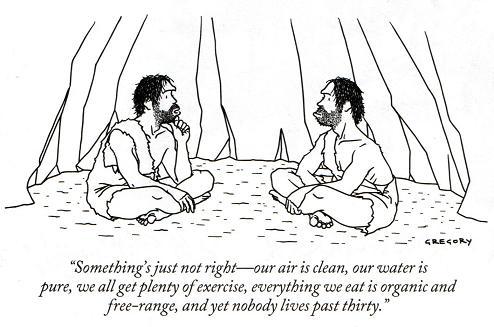 The original environmentalists