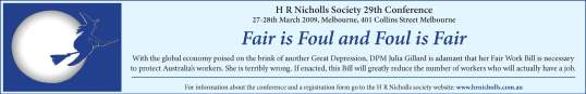 hrnconference2009advert